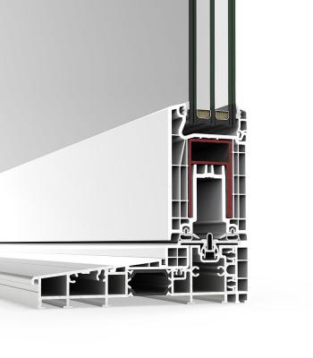 Sistema E 170 Corredera Elevable - PVC